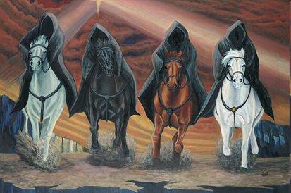 Jeźdzcy Apokalipsy